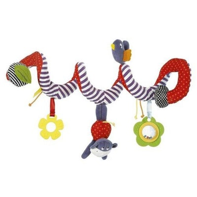 Travel Activity Spiral Hanging Play Toy