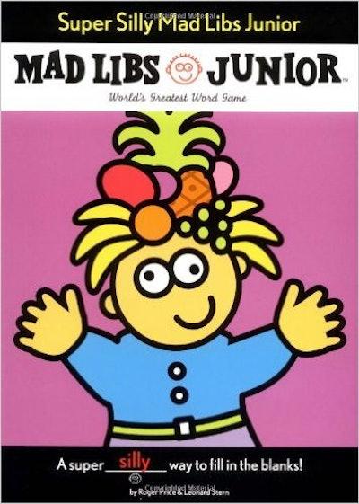Mad Libs Junior Book