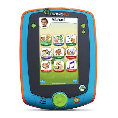 LeapFrog LeapPad Glo Kids Learning Tablet
