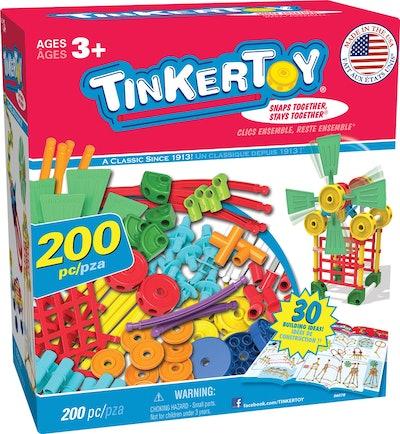 TINKERTOY 30 Model Super Building Set