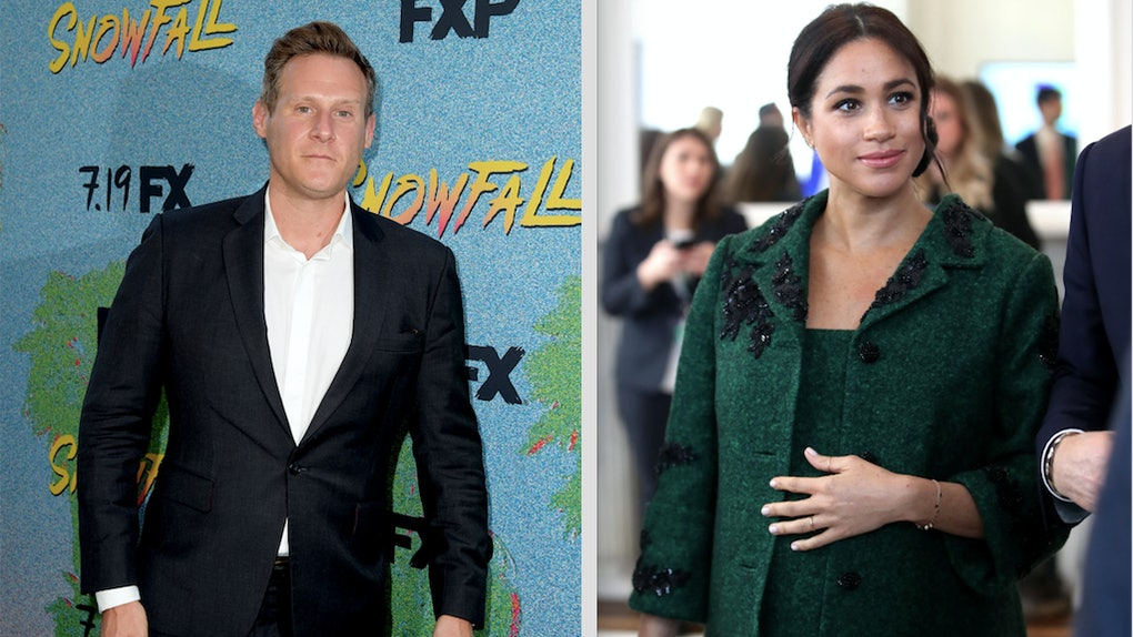 After The Wedding.Meghan Markle S Ex Trevor Engelson Just Had A Low Key Wedding Party