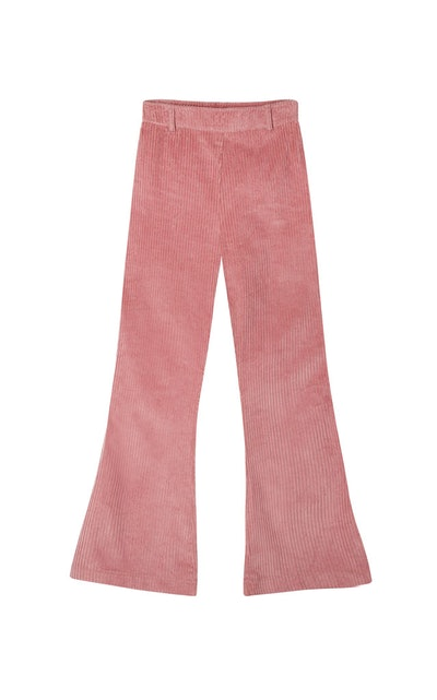 Francine Flared Cropped Trouser