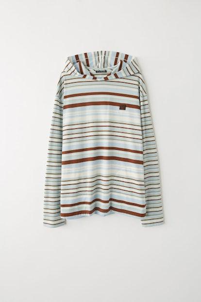 Long Sleeve Hooded T-shirt