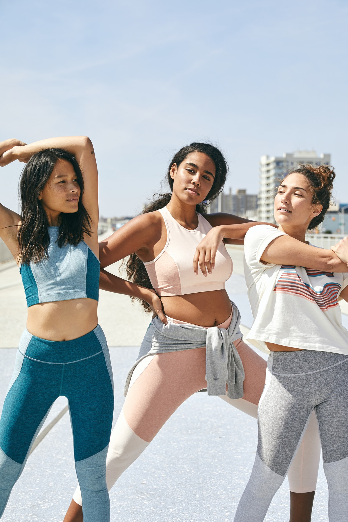 The Madewell x Outdoor Voices Collection Is Cool, Comfortable Clothing In A Kit