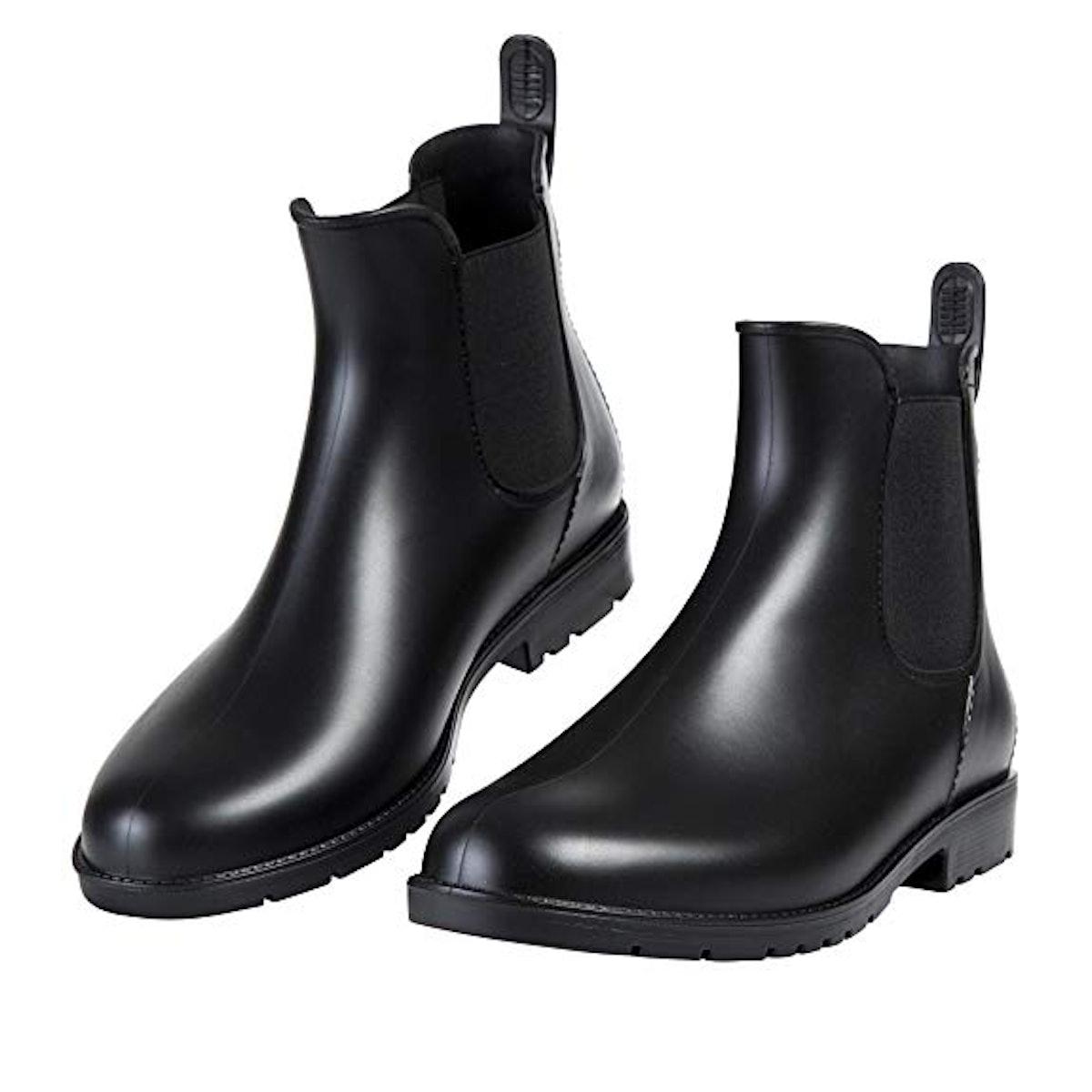 Asgard Women's Short Rain Boots