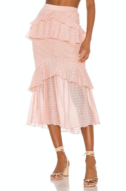 Song of Style Ada Midi Skirt
