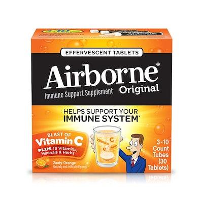 Airborne Original Immune Support Supplement