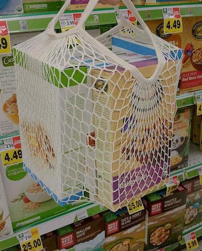 Cotton Reusable Grocery Bags
