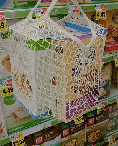 Cotton Reusable Grocery Bags