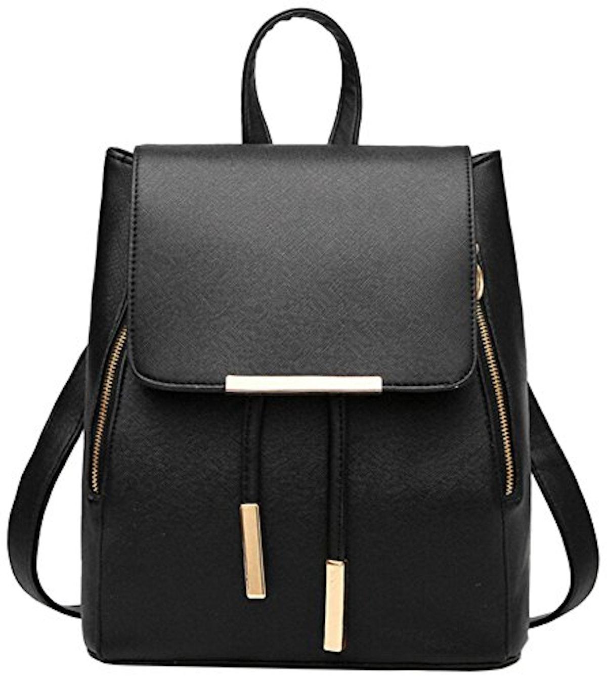 WINK KANGAROO Leather Backpack