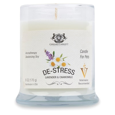 Deodorizing Soy Candle For Pets