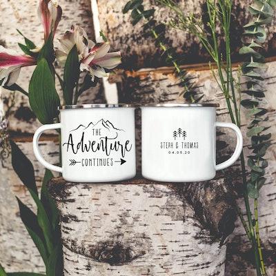 Wedding Mugs Adventure Continues