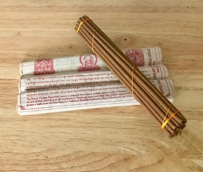 60 Individual Sticks / 3 Pack Traditional Behyul Hyolmo Ne Pemachhal Incense