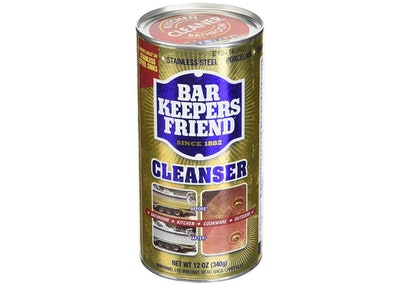 Bar Keepers Friend Powdered Cleanser And Polish