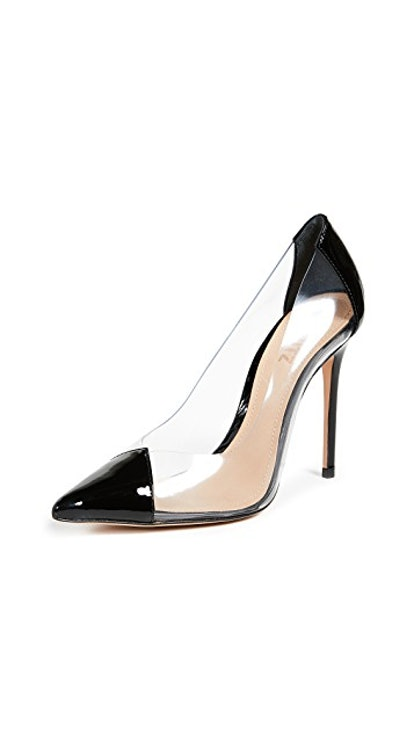 Cendi Pointed Toe Pumps