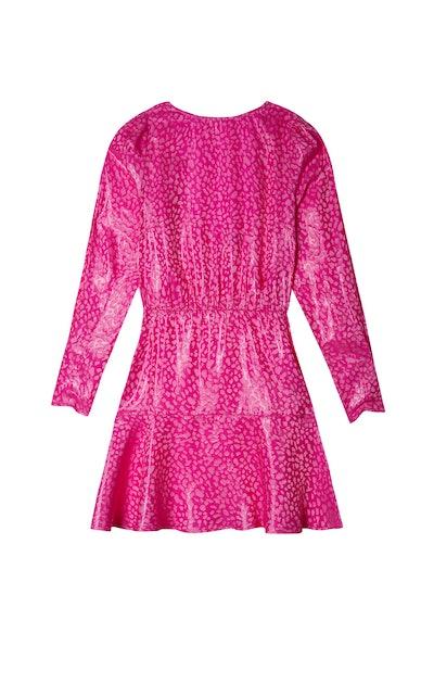Clarisse Long Sleeve Mini Dress