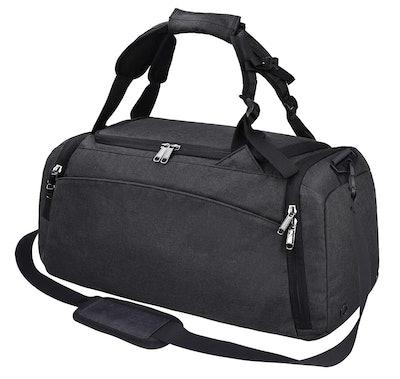 NEWHEY Waterproof 40-Liter Overnight Bag