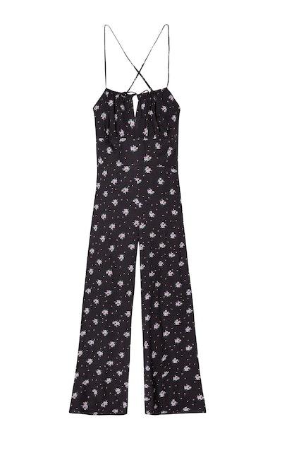 Clara Backless Maxi Jumpsuit