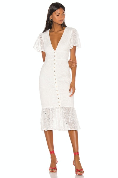 Song of Style Mylan Midi Dress