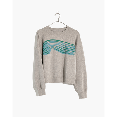 Madewell x Outdoor Voices Pullover