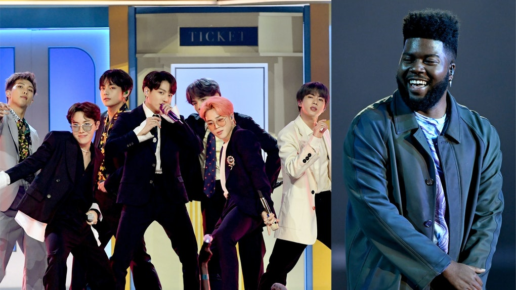 This Timeline Of BTS & Khalid's Friendship Reveals Why He's Perfect