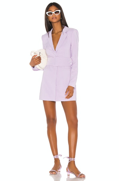 Song of Style Etta Blazer Mini Dress
