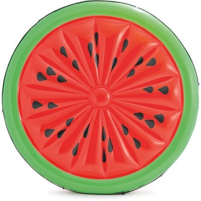 Intex Inflatable Watermelon Island Float Lounge