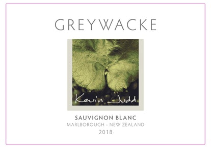 2018 Greywacke Sauvignon Blanc
