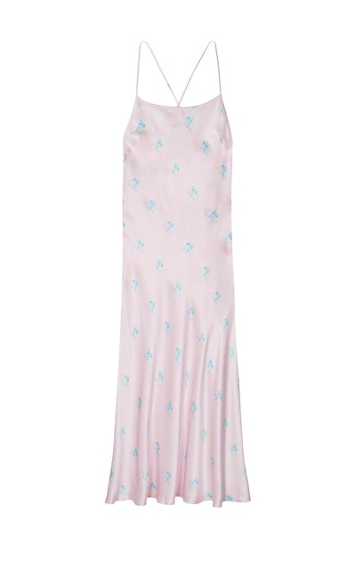 Sylvie Midi Slip Dress