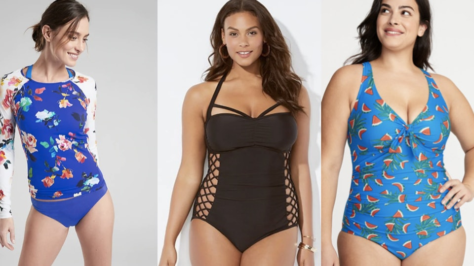bfabf1e74f43e 11 Swimsuits For Playing On The Beach Or At The Pool With Your Kids