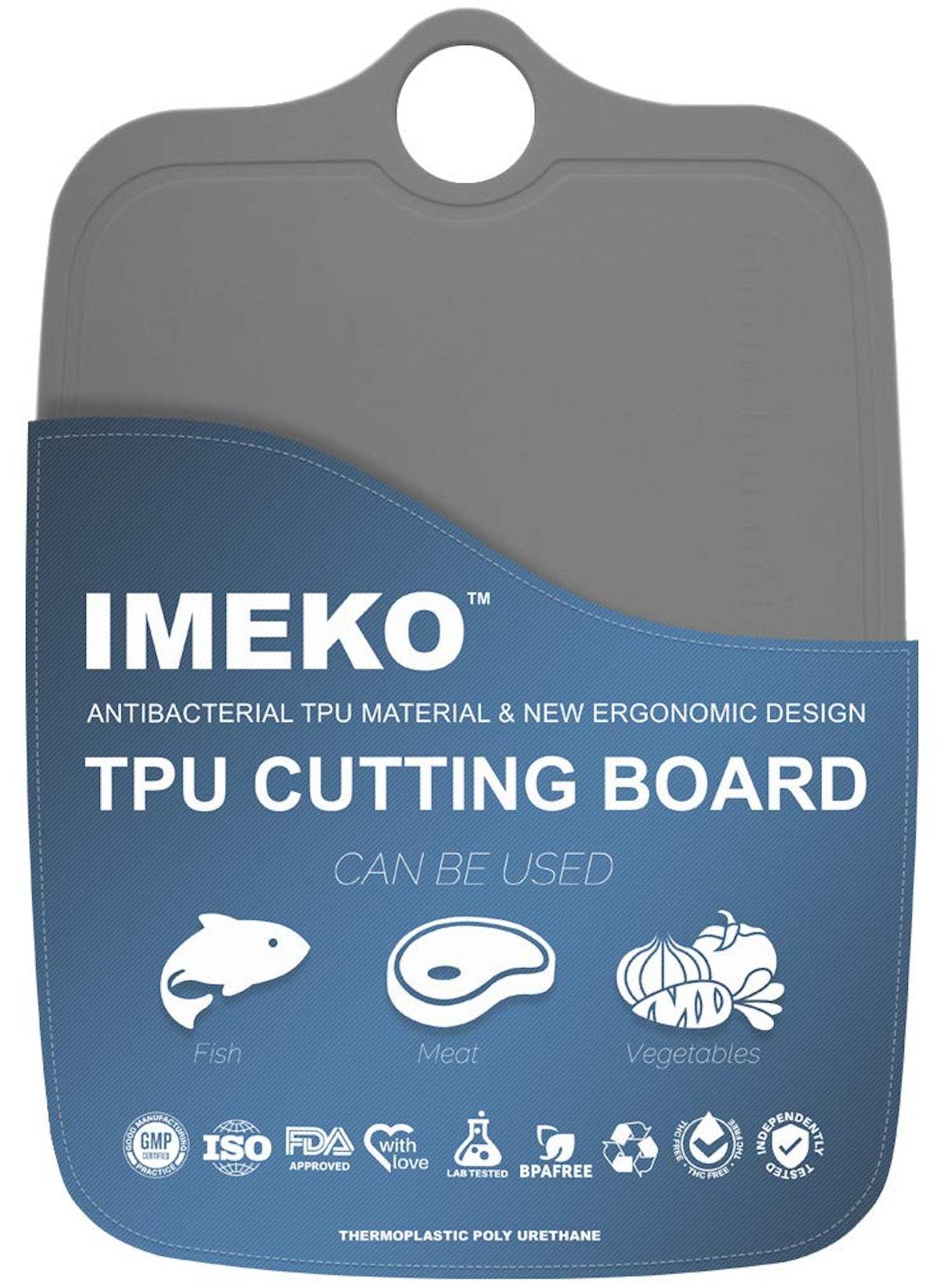 IMEKO Flexible Ergonomic Cutting Board