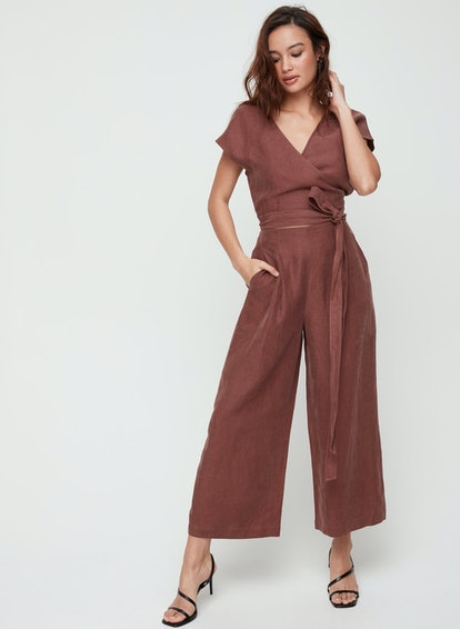 Wilfred Brax Jumpsuit in Amaretto
