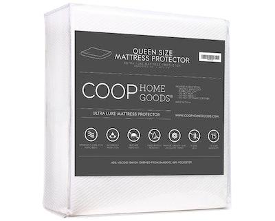Coop Home Goods Cooling Waterproof Mattress Protector