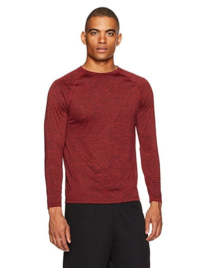 Amazon Essentials Men's Stretch Long Sleeve T-Shirt (S-XXL)