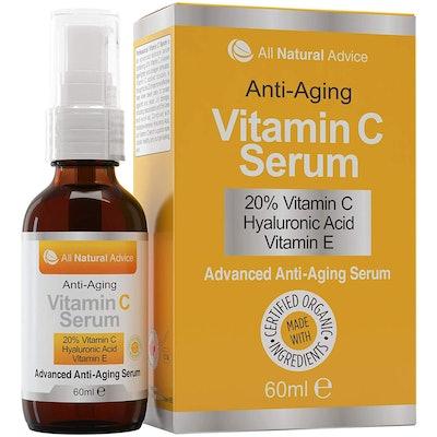 All Natural Advice Vitamin C Serum