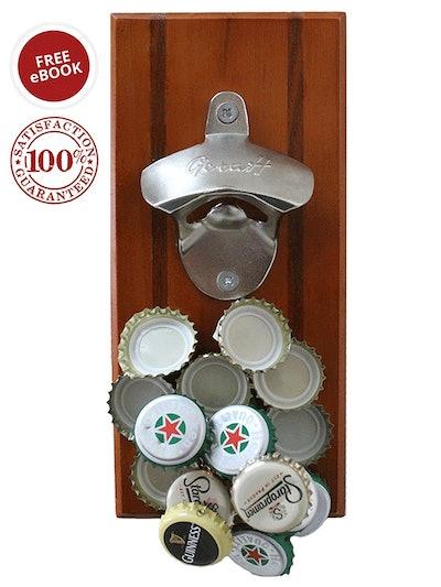 Gerah Magnetic Wall-Mounted Bottle Opener