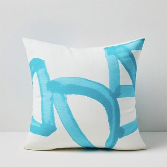 Outdoor Bold Lines Pillow