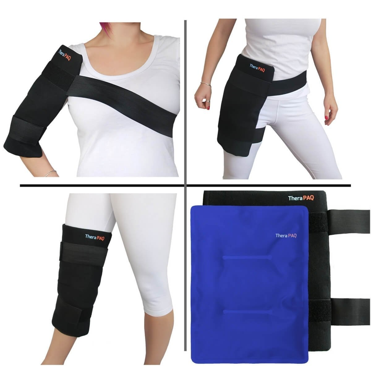 TheraPAQ Large Reusable Gel Ice Pack