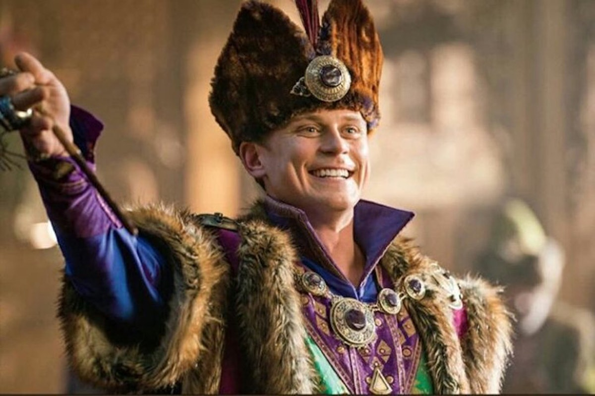 Who's Prince Anders In 'Aladdin'? Billy Magnussen's Character Has Been The Source Of Controversy