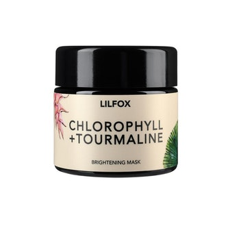 Chlorophyll & Tourmaline Brightening Mask