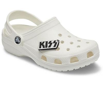 KISS Logo Jibbitz Shoe Charm