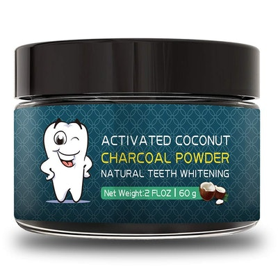 iYoway Activated Coconut Charcoal Powder
