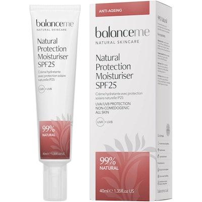 Balance Me Natural Protection Daily Moisturiser SPF 25