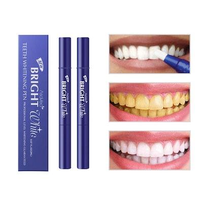 AsaVea Teeth Whitening Pens (2 Pack)