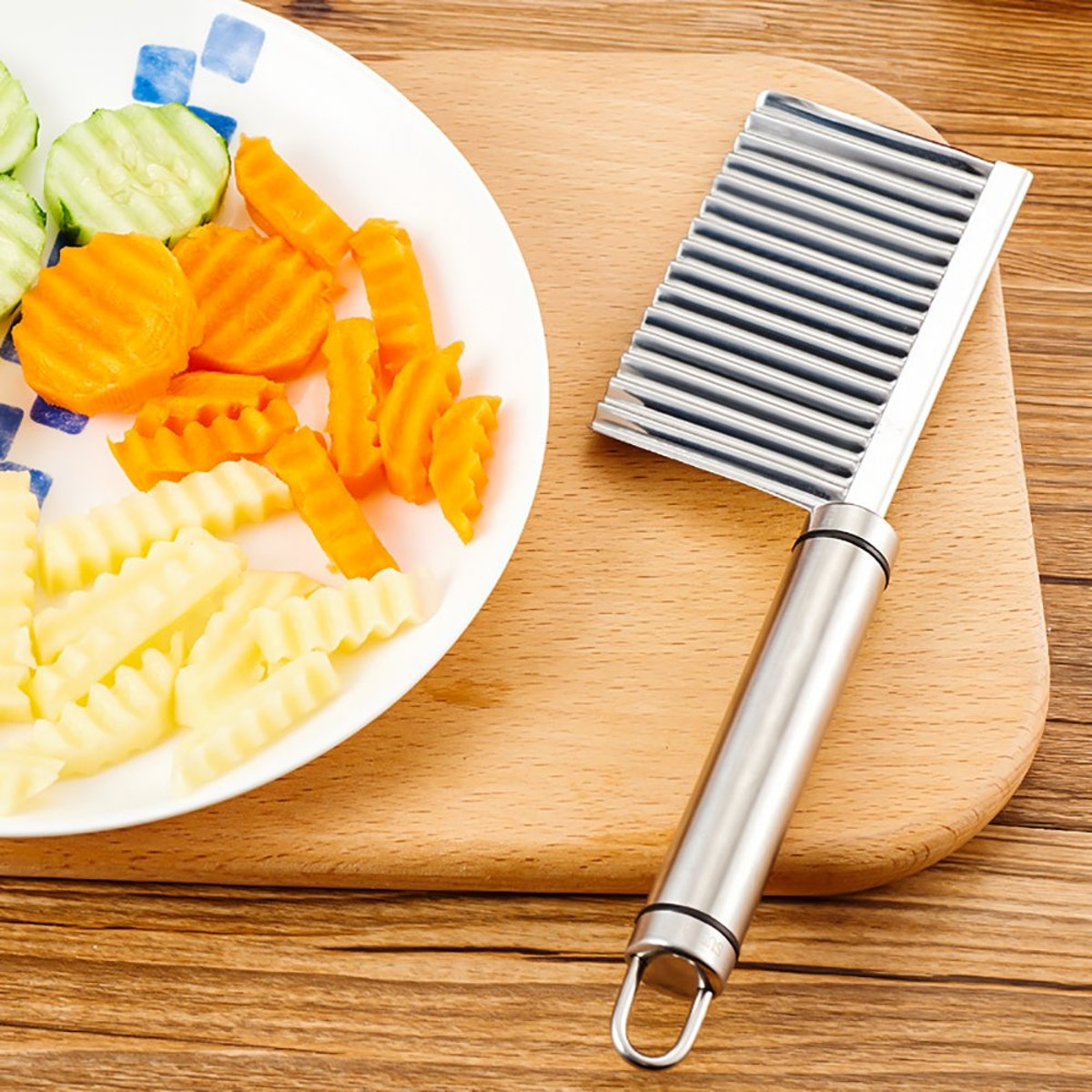 Abtong Crinkle Cutter Slicer