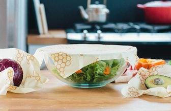 Bee's Wrap Eco-Friendly Food Wraps