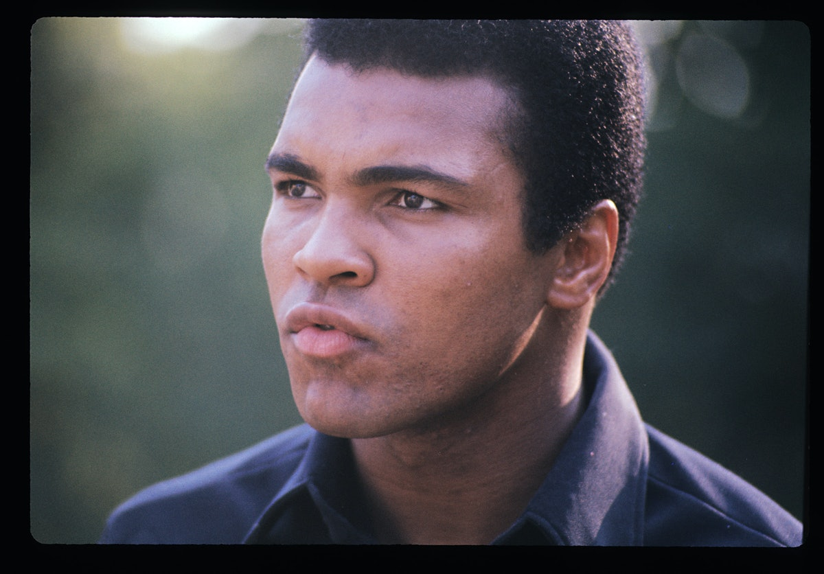 Pictures Of Muhammed Ali After 'What's My Name: Muhammed Ali' Show How Beloved The Boxer Remained Until His Death