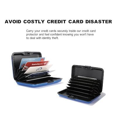 Shell-D RFID Blocking Wallet