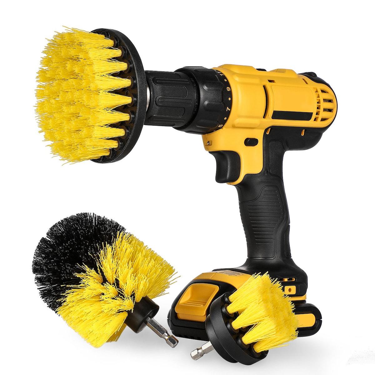 Hiware Drill Brush Attachment Set