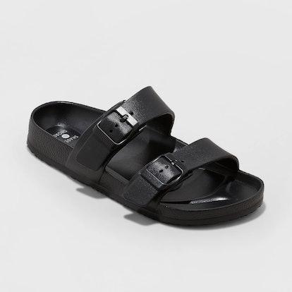 Women's Neida Eva Two Band Slide Sandals